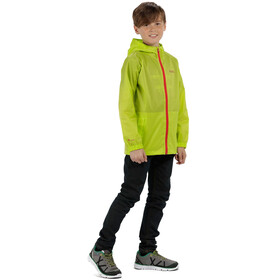 Regatta Pack It III Jacket Kids Lime Zest